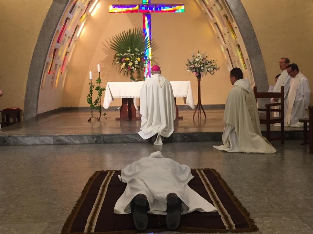 Ordenación Diaconal