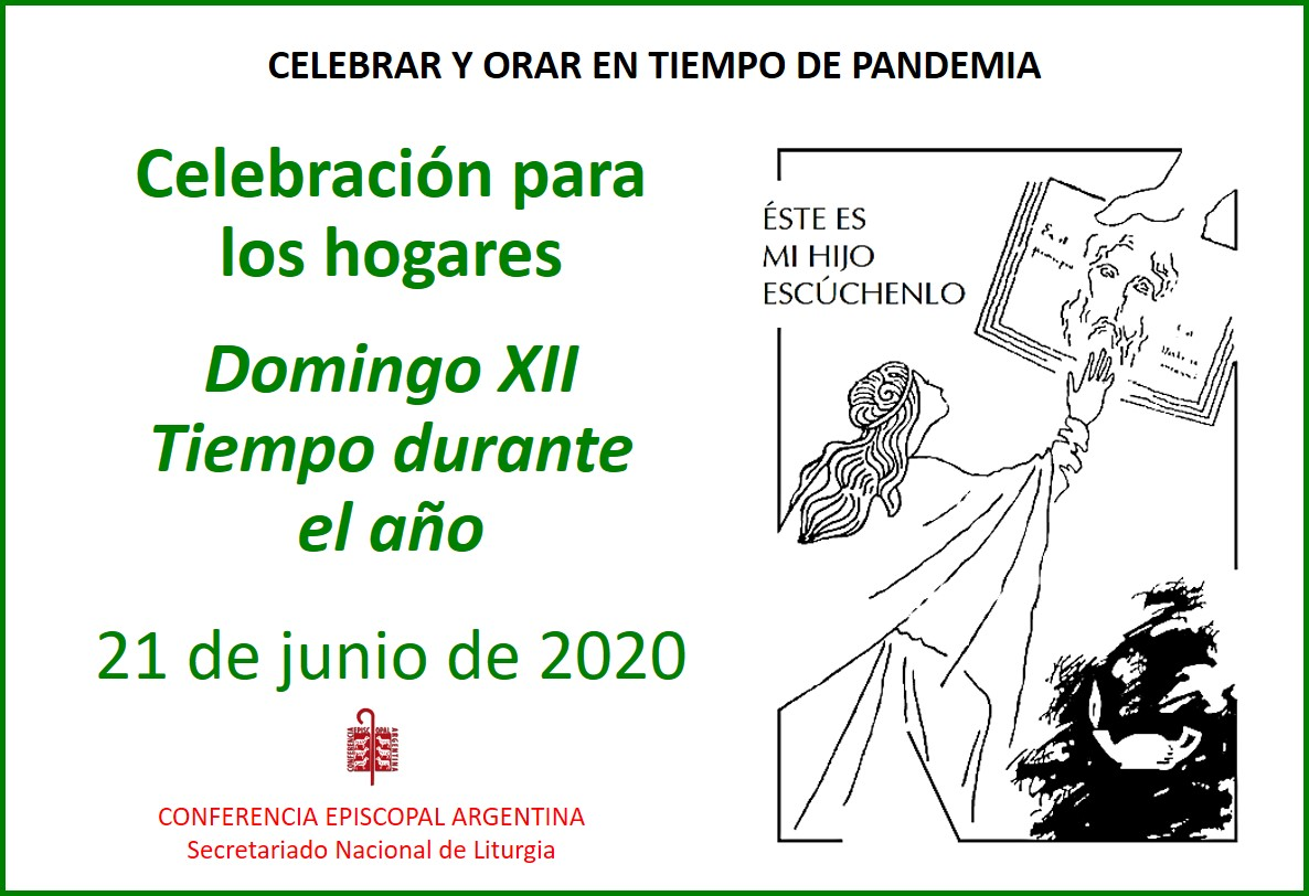 Domingo 21 de junio