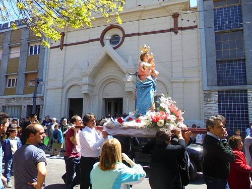 La Virgen de la Gracia